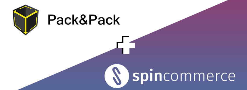 Spincommerce se une con Pack&pack